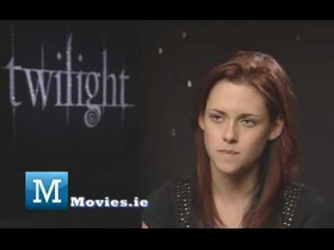 TWILIGHT Interview With Kristen Stewart (Bella Swan in BREAKING DAWN)