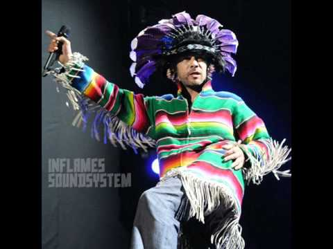 Jamiroquai - Travelling without moving (Live at Quilmes rock 2011 Argentina)
