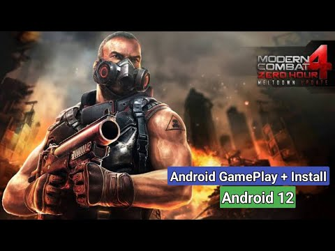 Download Modern combat 4 Zero Hour v1.2.3e Apk+MOD+Data[Latest Version]