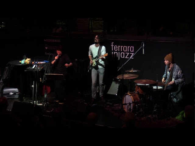 Oliphantre Live @ Torrione Jazz Marzo 2019  - Don't Ask
