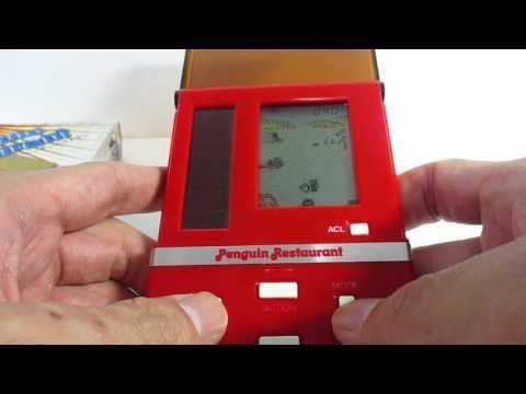 17027 Epoch Pocket Digit-Com Solar Penguin Restaurant