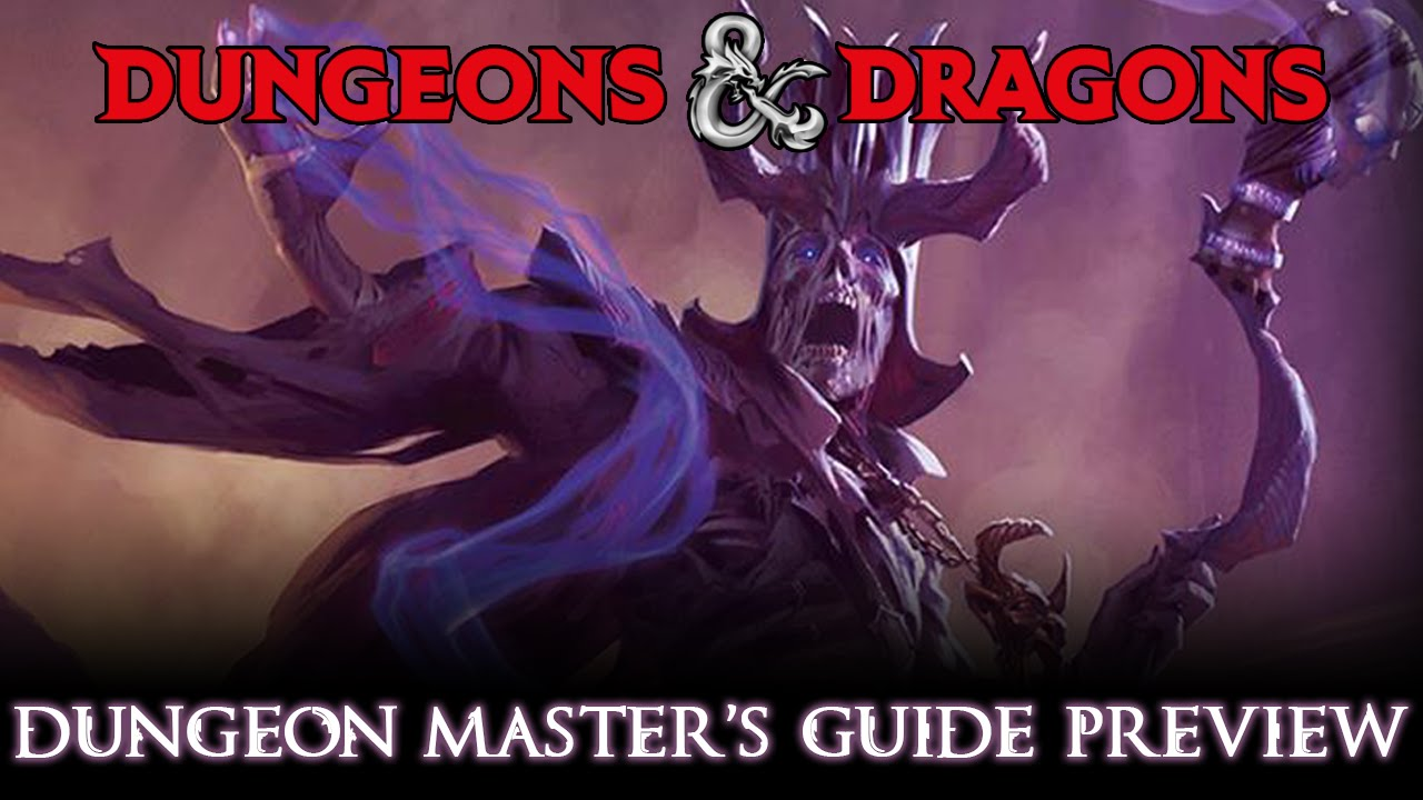 DUNGEON MASTERS GUIDE 5E EBOOK