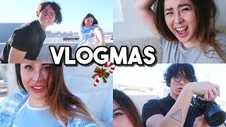 VLOGMAS DAY 2+3 💻 Unbox Laptop Mới!
