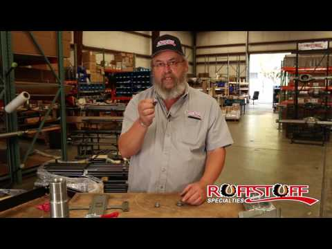 Ruffstuff Specialties Threaded Weld Washers 1//2 Inch Bolt Hole Repair Kit