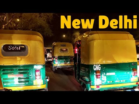 Exploring New Delhi in footsteps of a local | India - VLOG 25