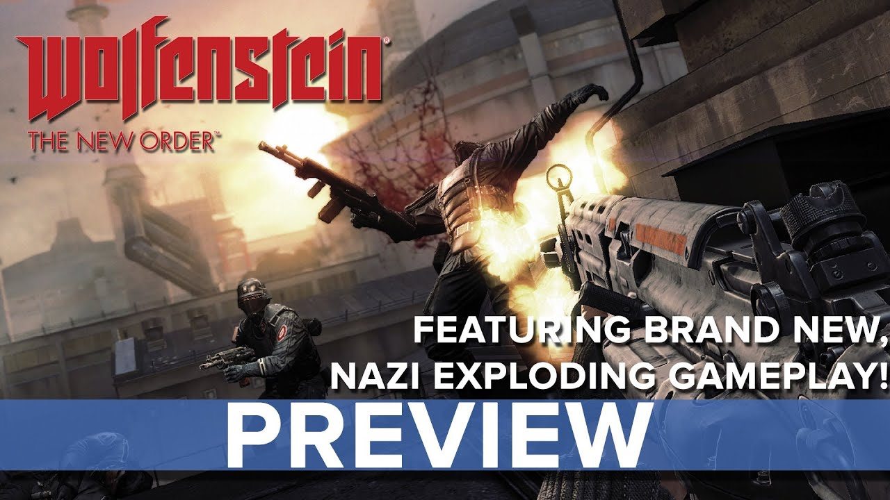 You'll want a powerful PC to play Wolfenstein: The New Order