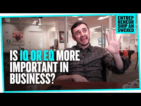 Is IQ or EQ More Important in Business?