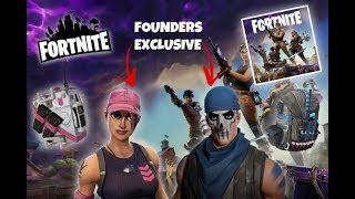 *LEGENDARY* ROSE TEAM LEADER AND WARPAINT SKINS!!! BUYING FORTNITE SAVE THE WORLD!! | Fortnite