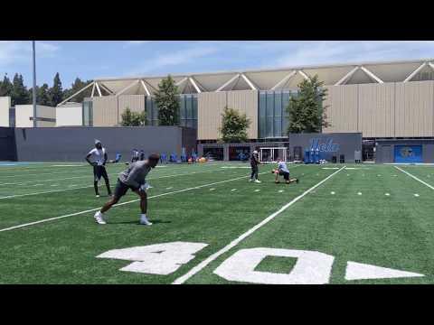 Go Deep DK Metcalf! | Russell Wilson Throws Deep to DK Metcalf