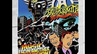 Aerosmith - Music From Another Dimension - Review