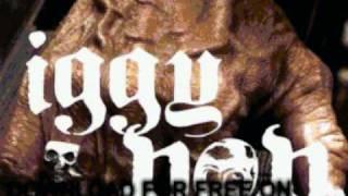 iggy pop - Dead Rock Star - Skull Ring-ADVANCE