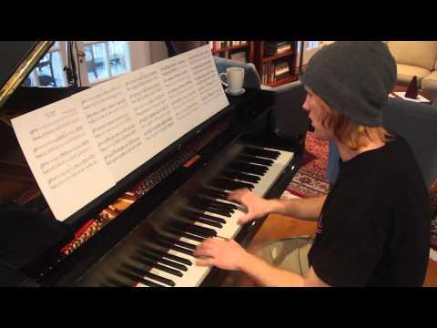 Daft Punk - Get Lucky - Piano Cover + Sheet Music [HD]