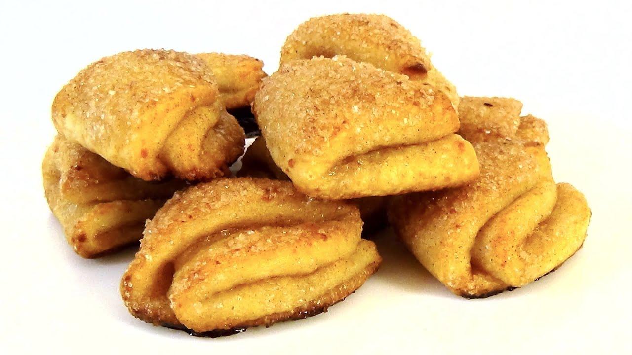 Творожное печенье простой рецепт 10 фотография