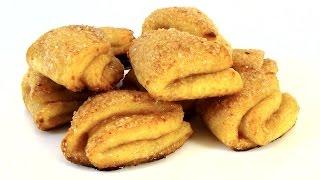 Творожное печенье. Простой рецепт знакомый с детства. #быстро_к_чаю