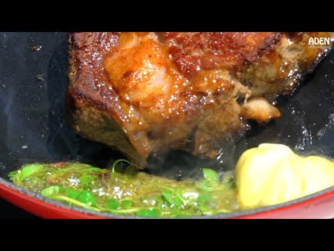 The Art of Cooking a Well-Done Steak