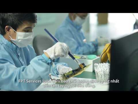 FPT Services - Giới thiệu trung tâm bảo hành
