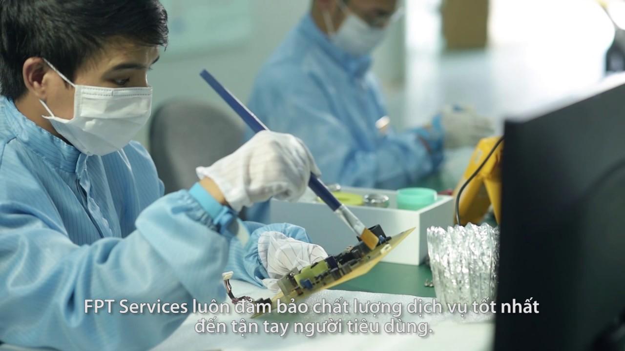 FPT Services – Giới thiệu trung tâm bảo hành