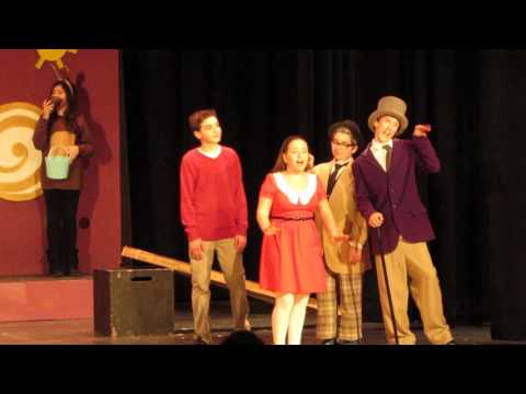Wantagh Middle School's Willy Wonka