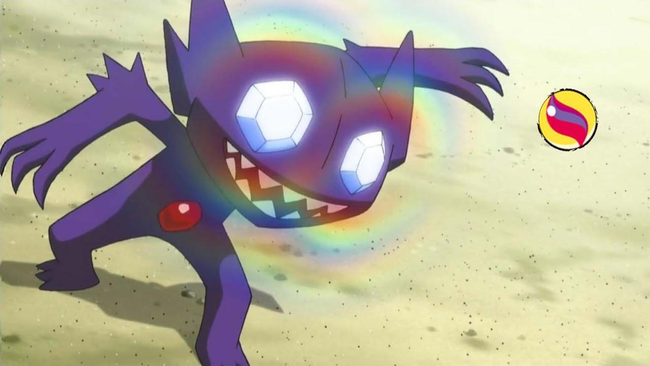 Pokemon brick Bronze (Part 41) HOW TO FIND SABLEYE AND ...