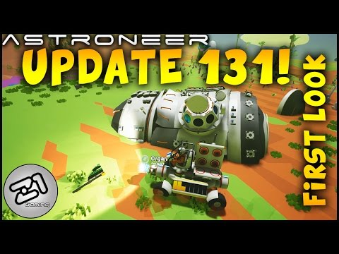 Generate Astroneer Update 131 First Look !! Lets Play Astroneer Z1 Gaming Screenshots