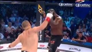 Неожиданный исход! Магомед Маликов против Бретт Роджерс, Magomed Malikov vs  Brett Rogers