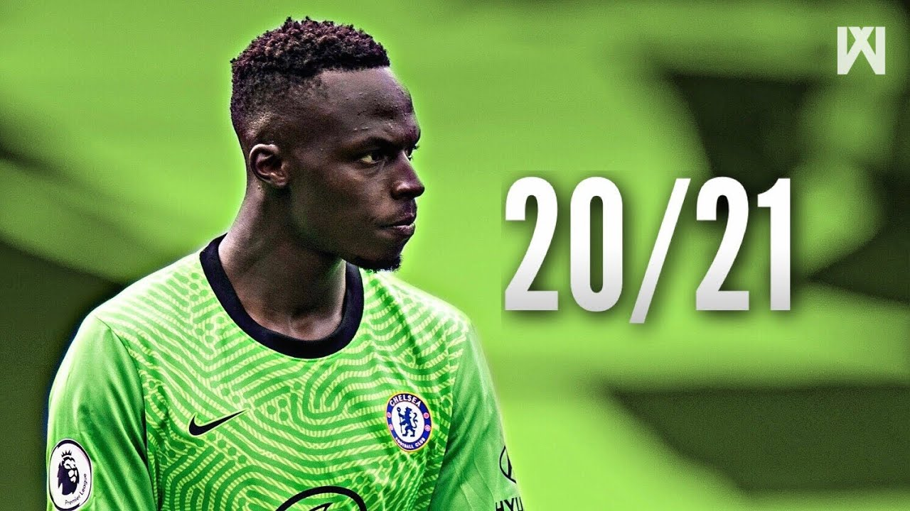 Download Edouard Mendy - Perfect Start ● Saves Compilation ● 2020/21|HD