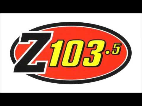 Freestyle Frenzee with Tony Monaco on Z103.5FM Toronto - September 2nd 2001