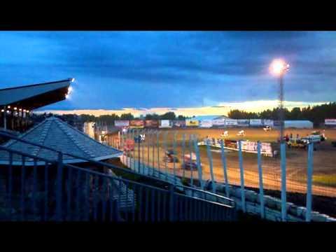 NOSA Sprint Feature race River Cities Speedway 6-1-12