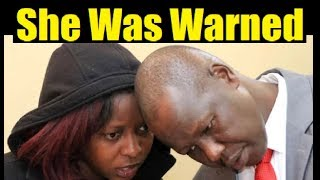 Jacque Maribe's Friends Warned Her About Jowie