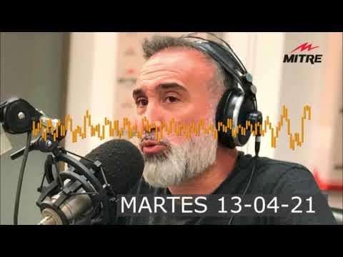 Súper Mitre Deportivo - 13-04-21 - Radio Mitre AM 790