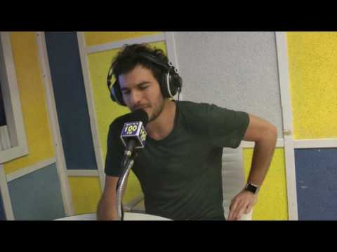 Amir - J'ai cherché - 3 Languages  (Franch/English/Spanish) LIVE 100FM