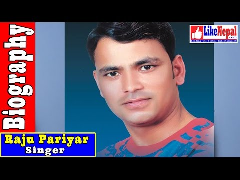 Raju Pariyar - Nepali Singer Short Biography Video, Songs