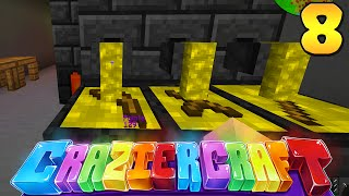 "Minecraft Crazier Craft #8 ""I WASN"