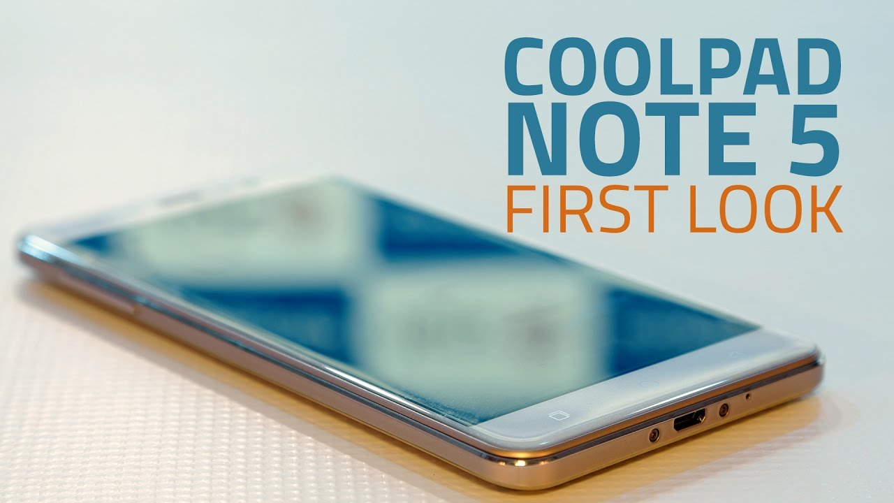 wholesale dealer d46b8 8e6cb Coolpad Note 5 Launched in India: Price, Release Date ...