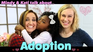 Mindy McKnight on Adoption with Therapist Kati Morton