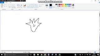 How to Draw Pokemon. Episode 1- Weavile!