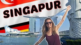 24 STUNDEN in SINGAPUR! 24 hours in Singapore!