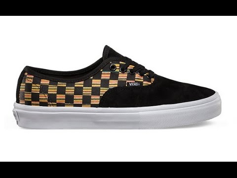 16b4dbaa21 Shoe Review  Vans Syndicate x Sean Cliver Authentic Pro - YouTube