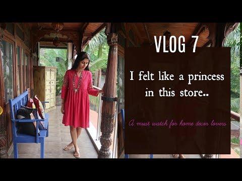 Princess Moments & A Beautiful Tour Of Sanskriti Store Pune