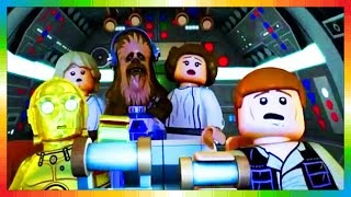 LEGO Star Wars - Complete Saga - Episode 4 - New Hope - Chapter 2 - lego starwars games