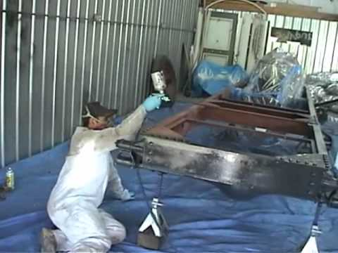 Chassis Paint Youtube