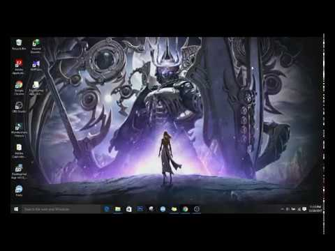 Download Gambar Wallpaper 3d Cara Pasang Wallpaper Bergerak Di Dekstop Laptop Pc