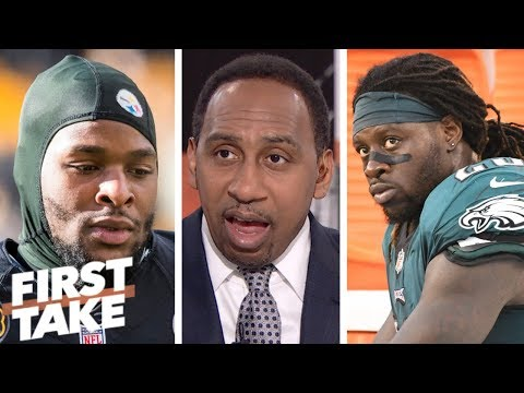 Stephen A.: Eagles cant afford LeVeon Bell to replace injured Jay Ajayi | First Take
