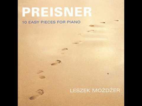 Zbigniew Preisner - 10 Easy Pieces For Piano - 01