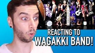 REACTING TO WAGAKKI BAND!!!