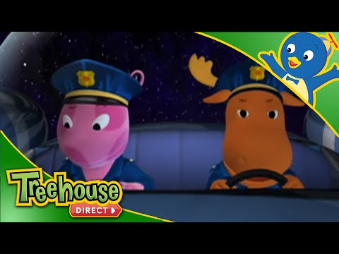 The Backyardigans: Cops & Robots - Ep.33