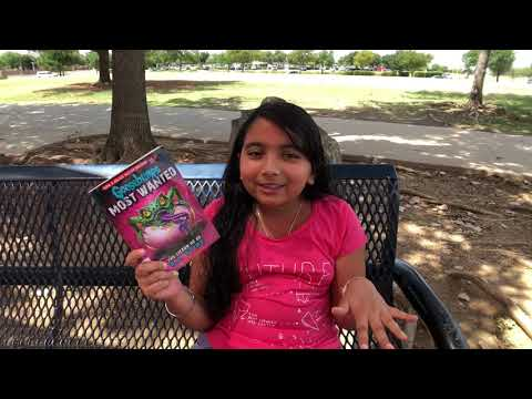 Book Review - Lizard of Oz (Goosebumps: Most Wanted)