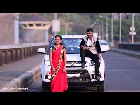 Jagnyala Pankh Futle | Pre-Wedding Love Song | Vinod + Poonam | D.A Photography