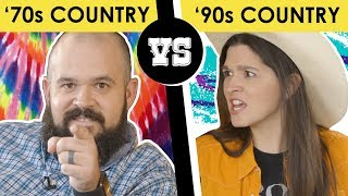70s vs 90s Country Music - Back Porch Bickerin'