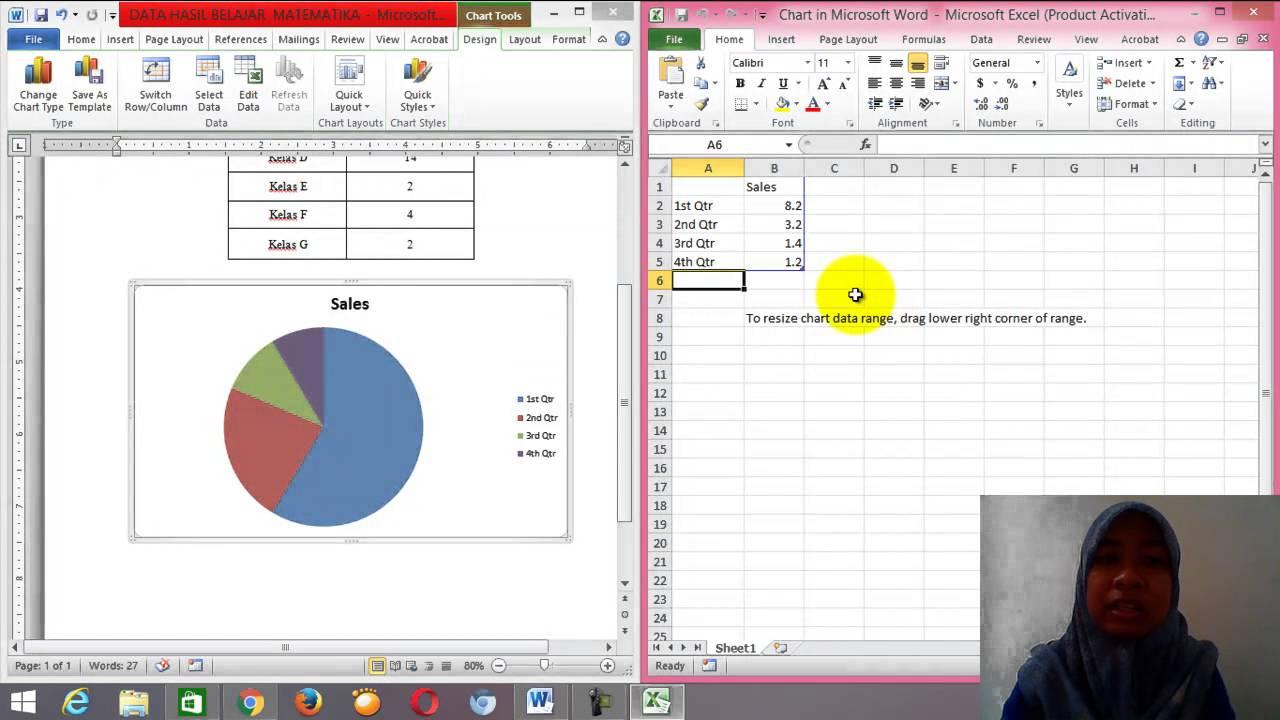 Tutorial membuat diagram lingkaran pada ms word youtube tutorial membuat diagram lingkaran pada ms word ccuart Image collections